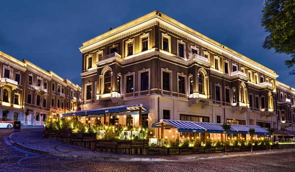 Istanbul gay hotels for Appart hotel istanbul