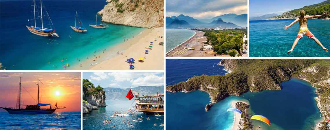 Private Gulet Cruises and Boats in Turkey