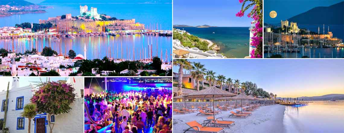 Daily Bodrum Tours and Excursions