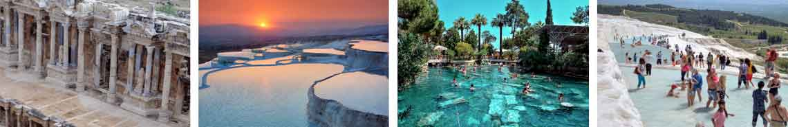 Pamukkale Hierapolis Tours and Excursions