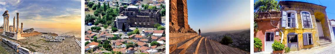 Pergamon Excursions