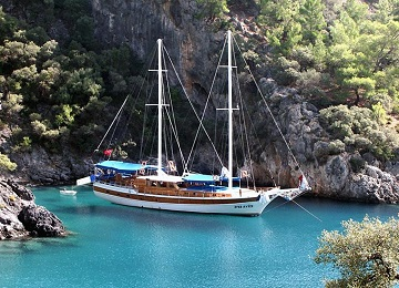 Blue Voyage Cruises in Turkey
